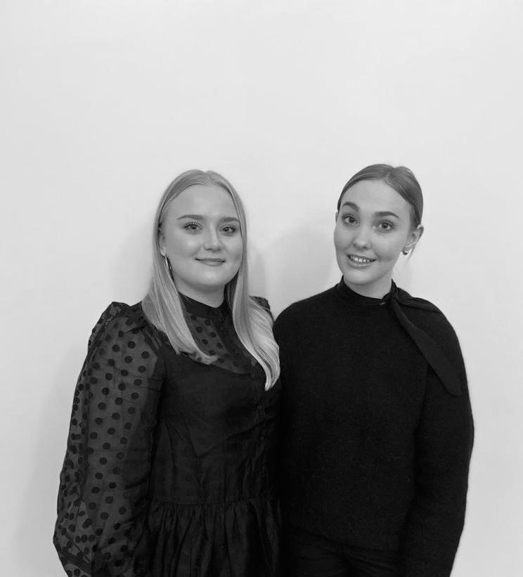 Aurora Partti & Amanda Pösö